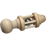 Maple Landmark Rattle Standard Clear Bell