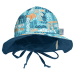 My Swim Baby Hat Aqua Splash