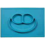 The Happy Mat Blue