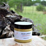 Scented Solid Lanolin